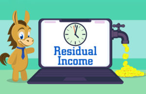 Residual Income Programs - Income That Keeps Coming
